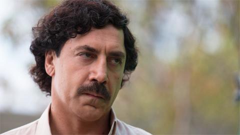 Así es el Pablo Escobar de Javier Bardem