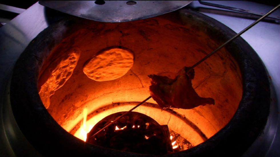 Aquí la tierra - Así se come en La India
