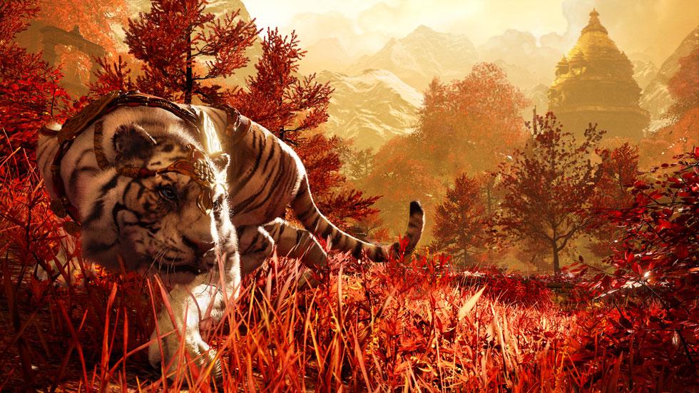 Así se ha hecho el videjuego Far Cry 4