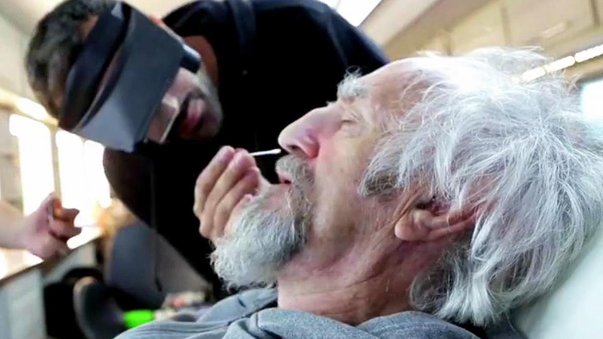 Así se hizo la nariz del Quijote de Terry Gilliam