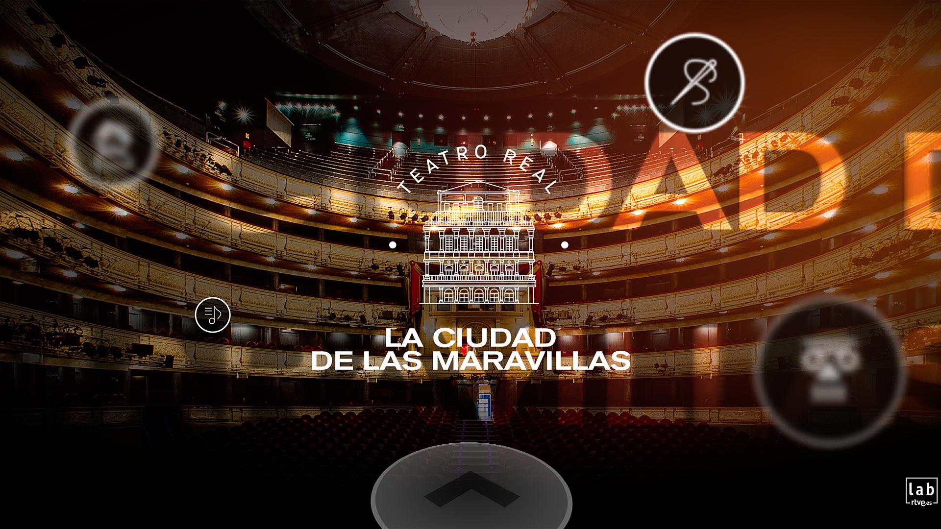 Así se hizo 'Teatro Real: La ciudad de las maravillas'