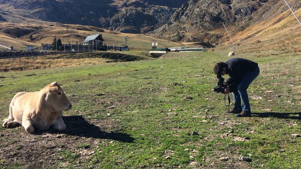 España Directo- Así se preparan para el invierno en el Valle de Tena