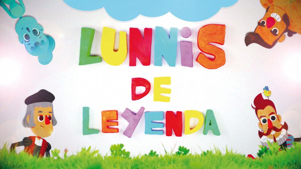 Lunnis - Así son los \'Lunnis de Leyenda\' - Clan TV - RTVE.es