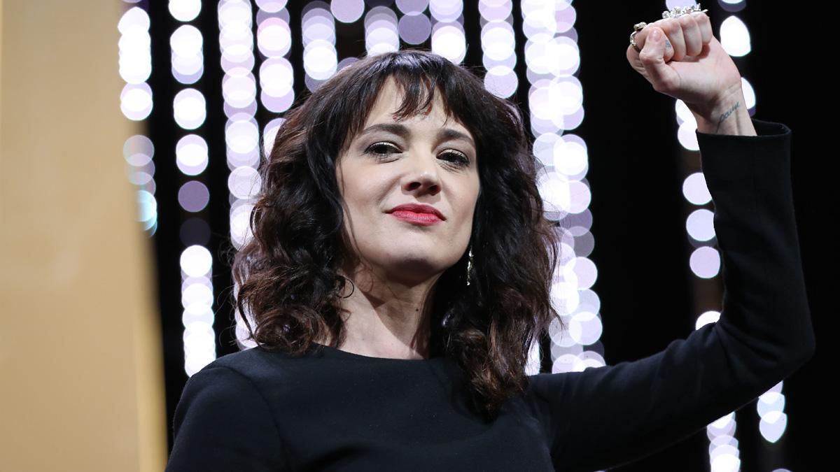 Asia Argento denuncia que fue violada por Harvey Weinstein en Cannes en 1997