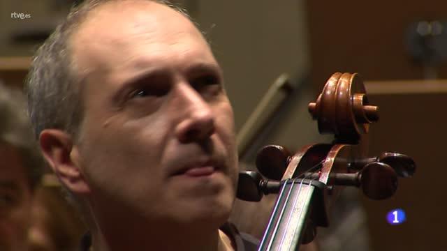 Asier Polo vuelve a la ROSS con el Maestro Rodrigo