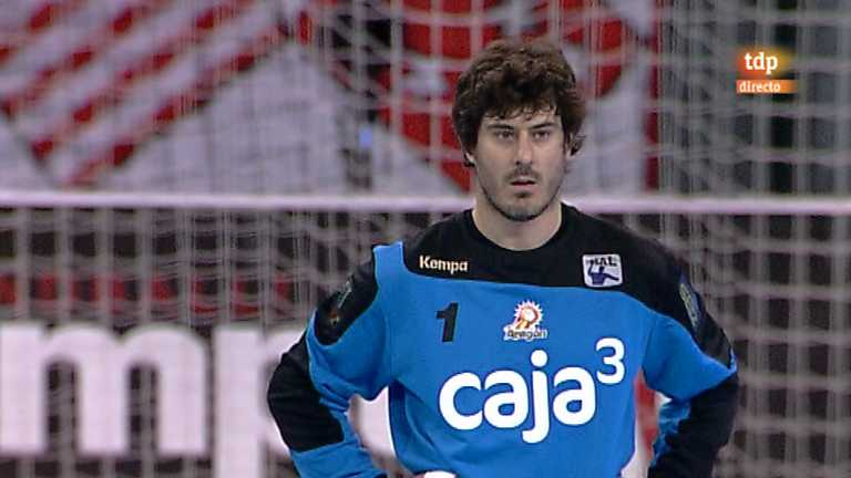 Balonmano - Liga Asobal - BM Atlético de Madrid - Caja3 BM Aragón