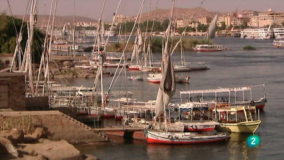 El río de la vida - Aswan