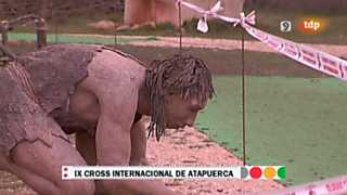 Atletismo - Cross de Atapuerca. Carrera femenina