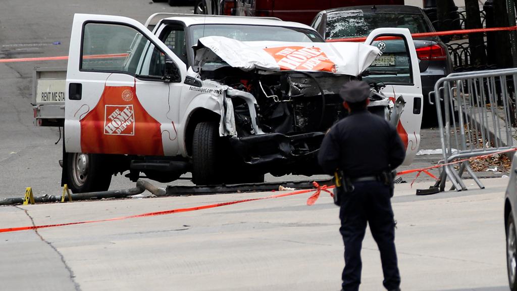 Un atentado por atropello en Nueva York deja 8 muertos y 11 heridos