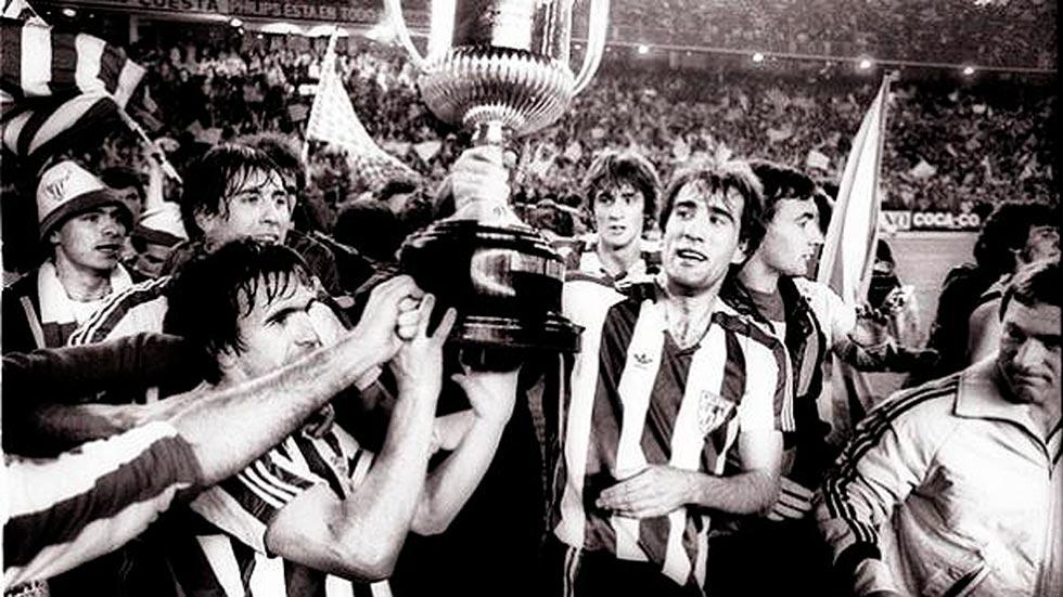 El Athletic vuelve a ganar un título 31 años después