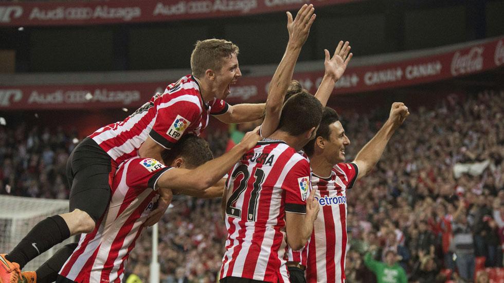 El Athletic ya está en Lviv con la mirada puesta en la Europa League