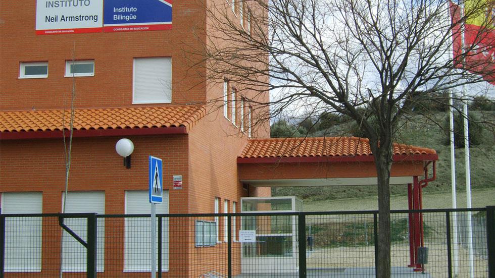 Atienden a más de 40 alumnos de un instituto de Madrid por sintomas leves de golpe de calor