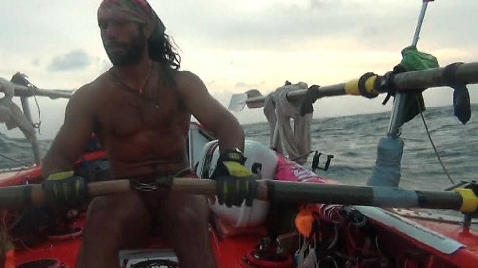 Al filo de lo imposible - El Atlántico a remo: travesía marítima