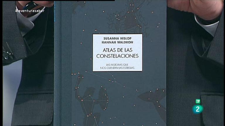La Aventura del Saber. Libros recomendados. Atlas de las constelaciones