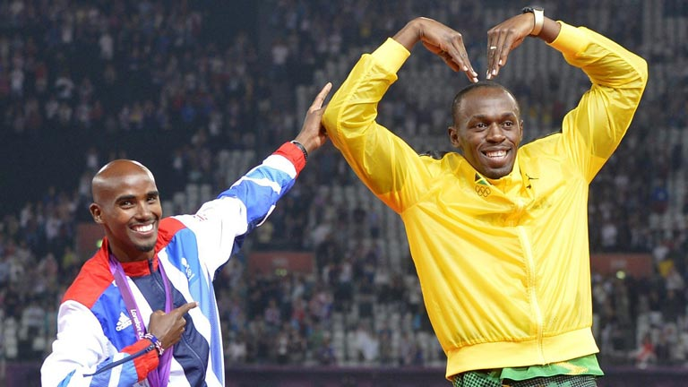 Atletas míticos de Londres 2012