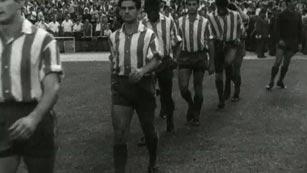 El Atlético de Madrid gana la Copa de 1961