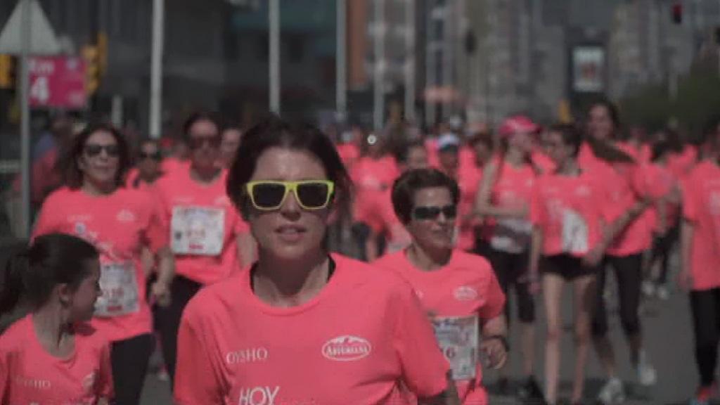 'Carrera de la Mujer 2018'. Prueba Gijón