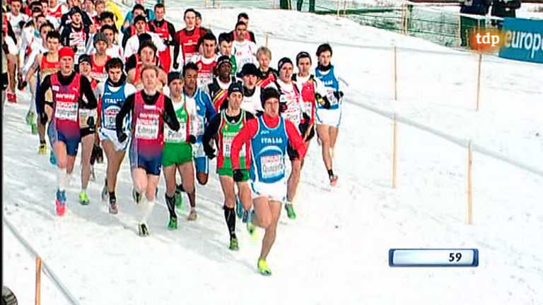 Atletismo - Cross Campeonato de Europa - Carrera Junior masculina