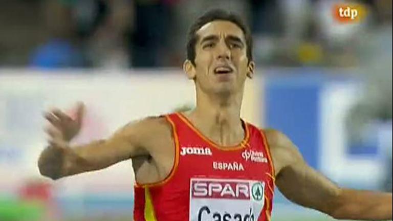 Londres 2012 - Atletismo medio fondo