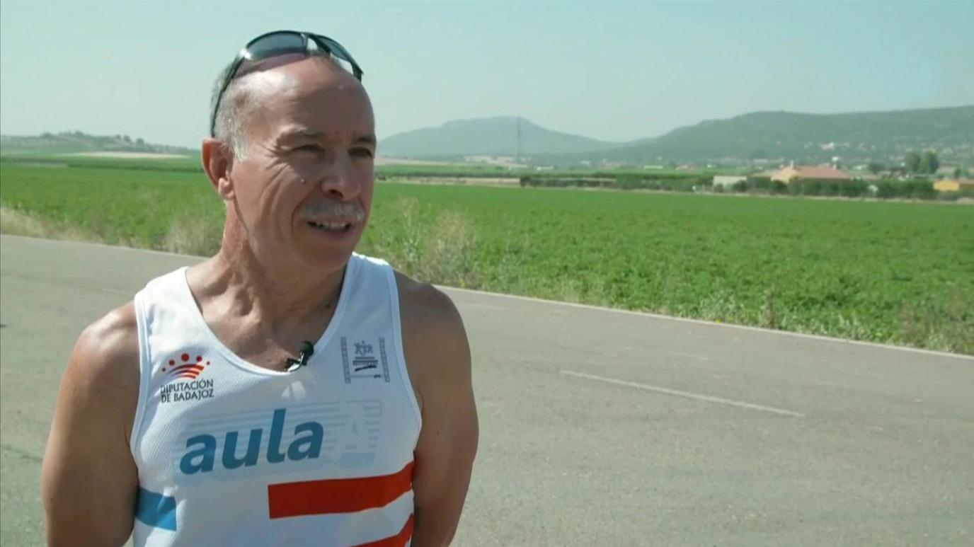 Jóvenes y Deporte - Atletismo: Miguel Periáñez