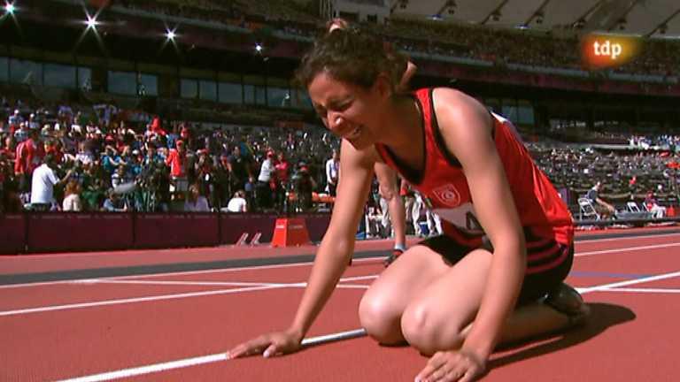 Juegos Paralímpicos Londres 2012 - Atletismo: Sesión matinal, 7
