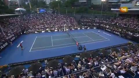 Tenis - ATP Auckland 1/4 Final: P. Carreño - J. Struff