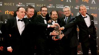 'Atrapa la bandera', mejor película de animación en los Premios Goya 2016
