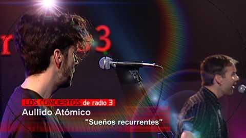 Los conciertos de Radio 3 - Aullido Atómico