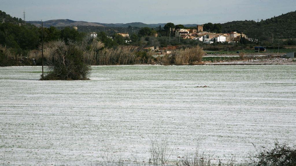 Aumento de temperaturas en Galicia, Cantabria y entorno de Levante