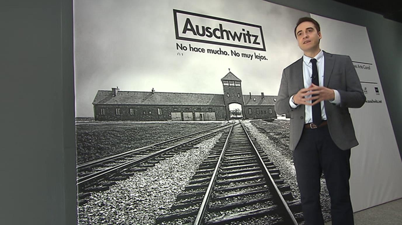Shalom - Auschwitz: no hace mucho, no muy lejos