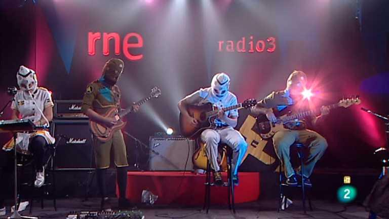 Los conciertos de Radio 3 - Austin tv