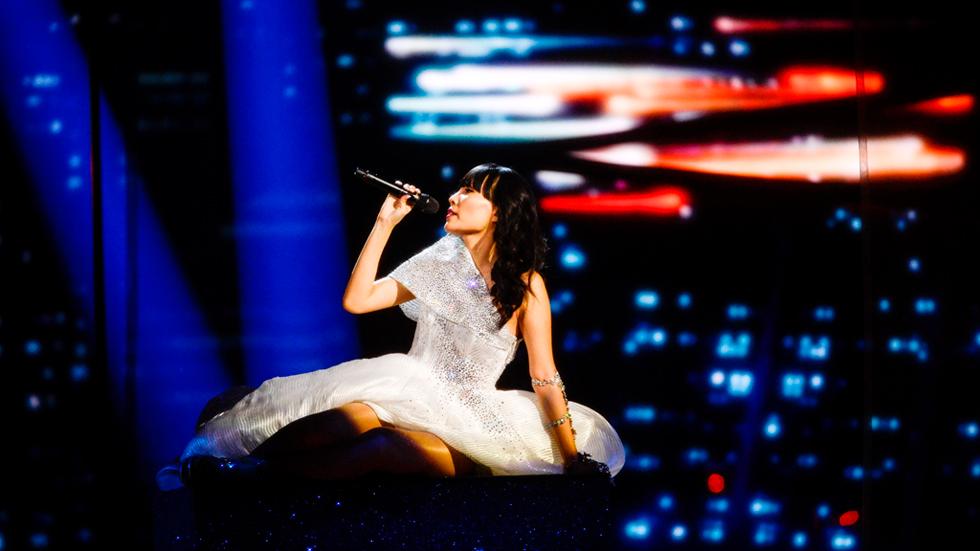 Eurovisión 2016 - Australia: Dami Im canta 'Sound of silence'