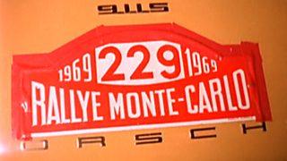 Conexión vintage - Automovilismo Rally Montecarlo