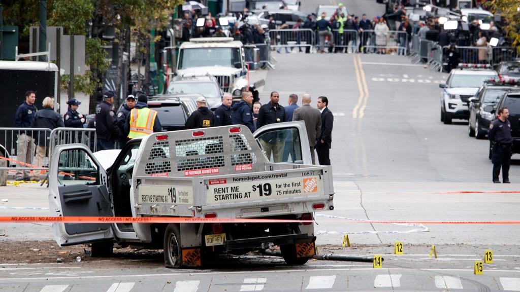 El autor del atentado de Nueva York será formalmente acusado de terrorismo el 15 de noviembre