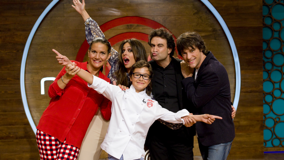 MasterChef Junior 2 - Avance exclusivo del primer programa