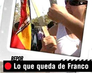 Repor - Avance - Lo que queda de Franco