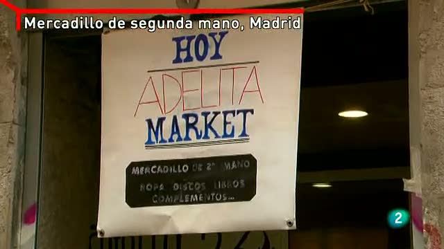 La Aventura del Saber. Adelita Market