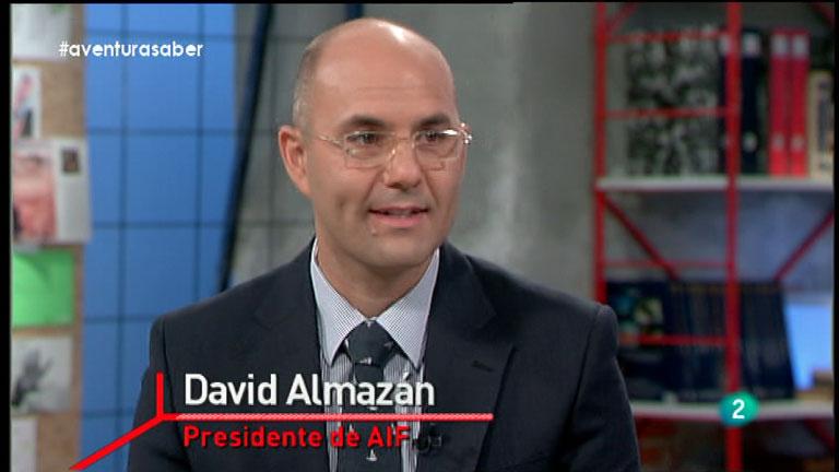 La Aventura del Saber. David Almazán. Asociación Ibérica de Fotocatálisis