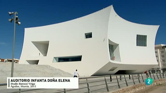 La Aventura del Saber. Edificio Auditorio Águilas