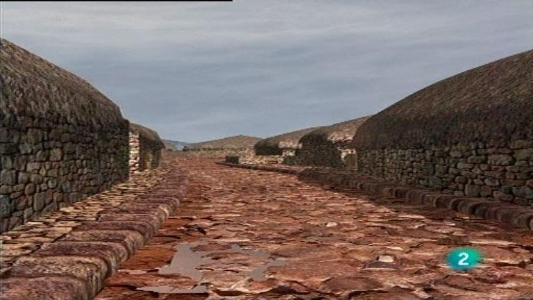 La Aventura del Saber. Serie documental. El túnel del tiempo. Numancia
