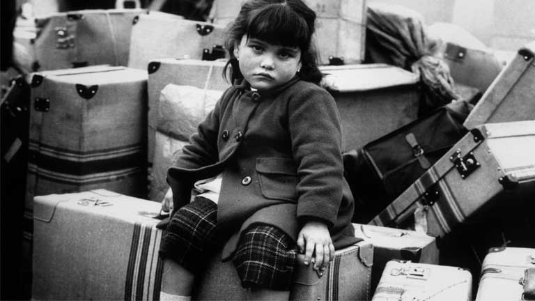 Avión, el pueblo ausente , en El documental de La 2
