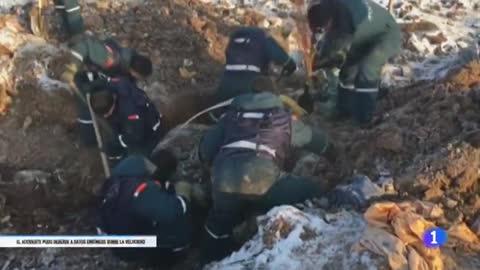 El avión ruso se estrelló al congelarse los sensores de velocidad
