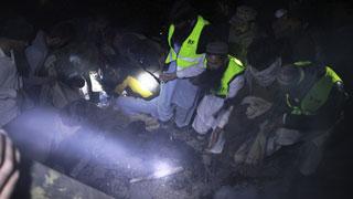 Un avión se estrella en Pakistán con 48 personas a bordo