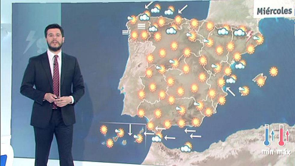 Avisos amarillos por temperaturas extremas en el Valle del Guadalquivir