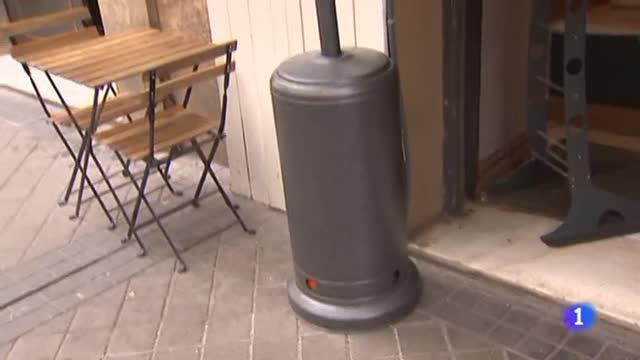 El Ayuntamiento de Madrid podría prohibir las estufas de gas de las terrazas