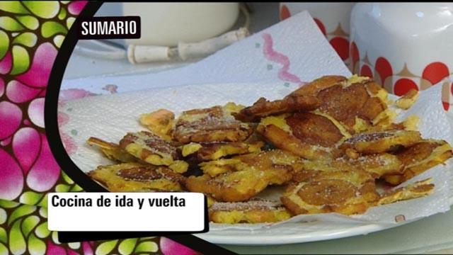 Babel en tve sabores del mundo venezuela cocina de ida for Programas de cocina de tve