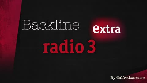 Backline - Izal, momento de autoterapia - 05/06/18