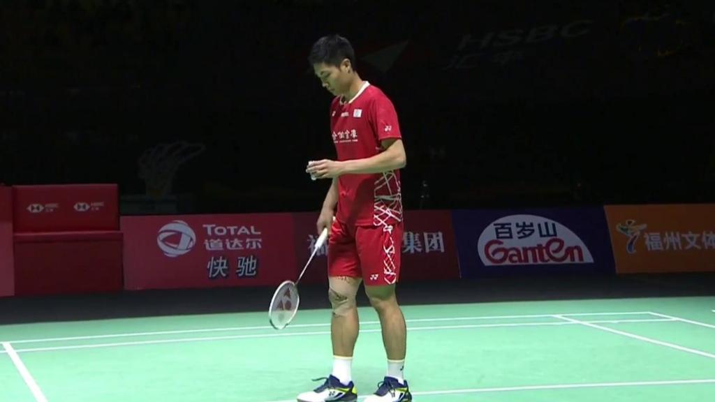 Masters de China 2018' Final Individual Masculina