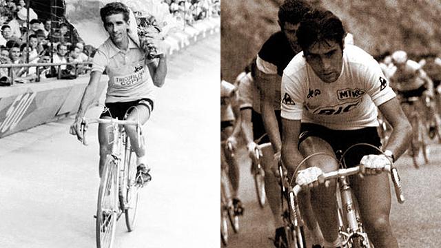 Las primeras victorias españolas en el Tour: Bahamontes 1959 y Ocaña 1973