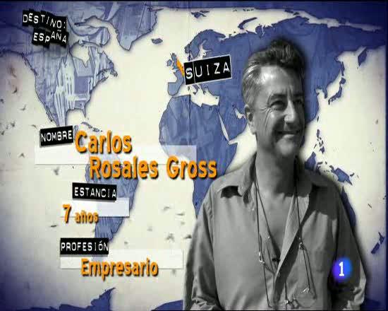 Destino España - Baleares III - Carlos